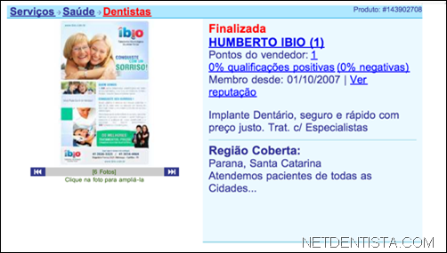 implante dentario gratis