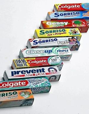 qual é o melhor creme dental