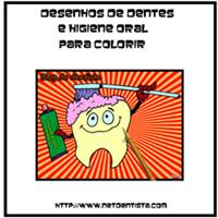 desenhos dia do dentista