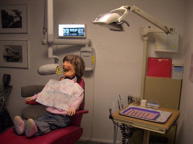 Manequins de Odontologia
