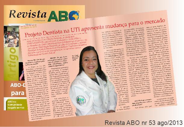 Projeto dentista na UTI