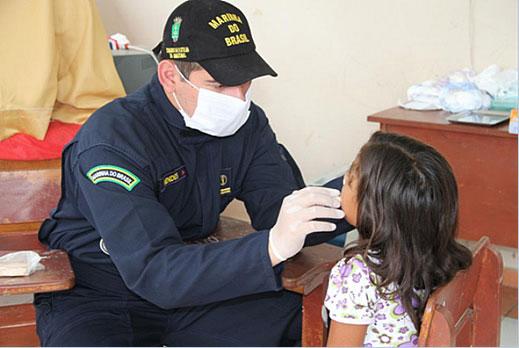Concurso Público Cirurgião Dentista Marinha do Brasil