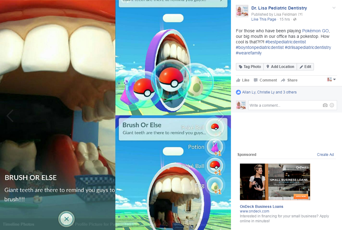 pokestop-do-dentista